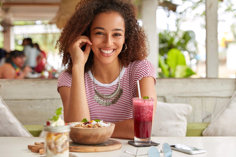 Healthy Lifestyle: Du bist, was du isst