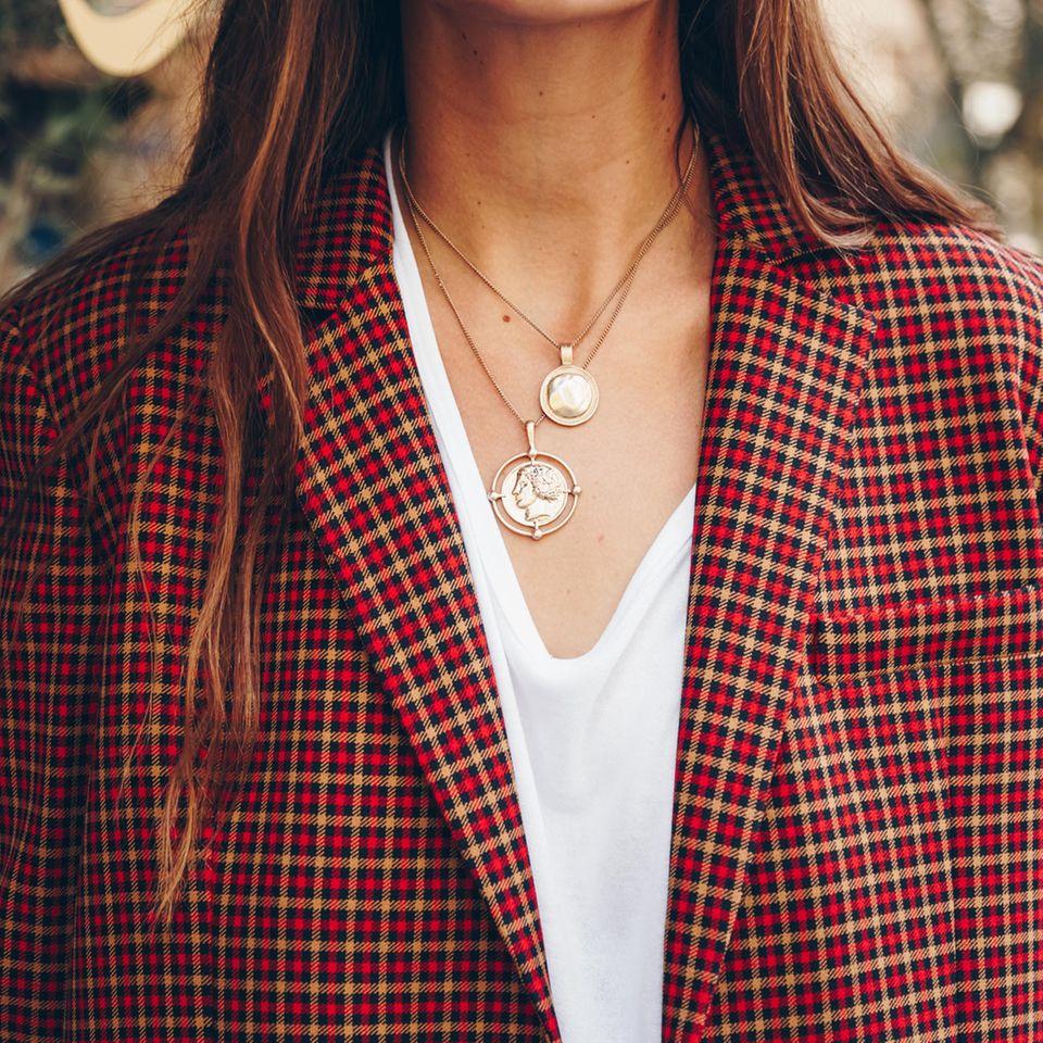 Life-changing!: Diesen Halsketten-Trick musst du kennen