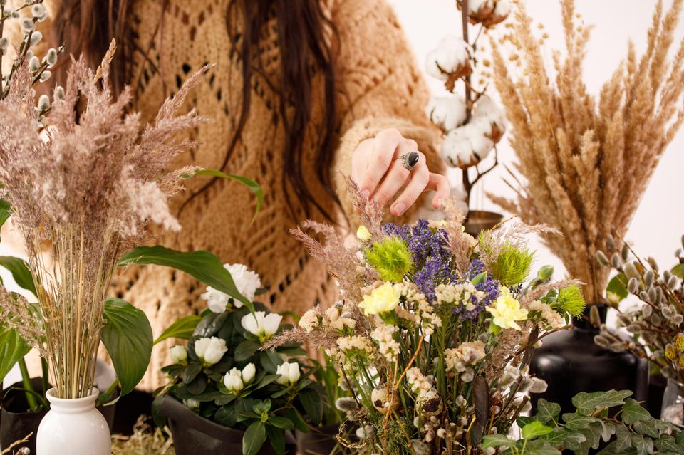 Mit diesen Tipps bleiben deine Trockenblumen wunderschön
