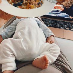 Promi-Babys: Baby Alina Merkau