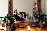 Interior: Ruby O. Fee vorm Spiegel