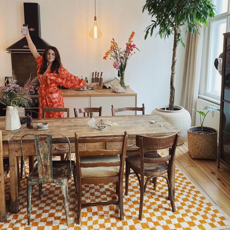 Interior: Ruby O. Fee in der Küche