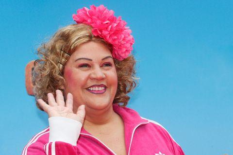 Ilka Bessin in ihrer Rolle als Cindy aus Marzahn