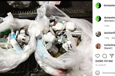 Mutter verdient genug Geld mit Müllsammeln, um ihren Job zu kündigen: Instagrambild