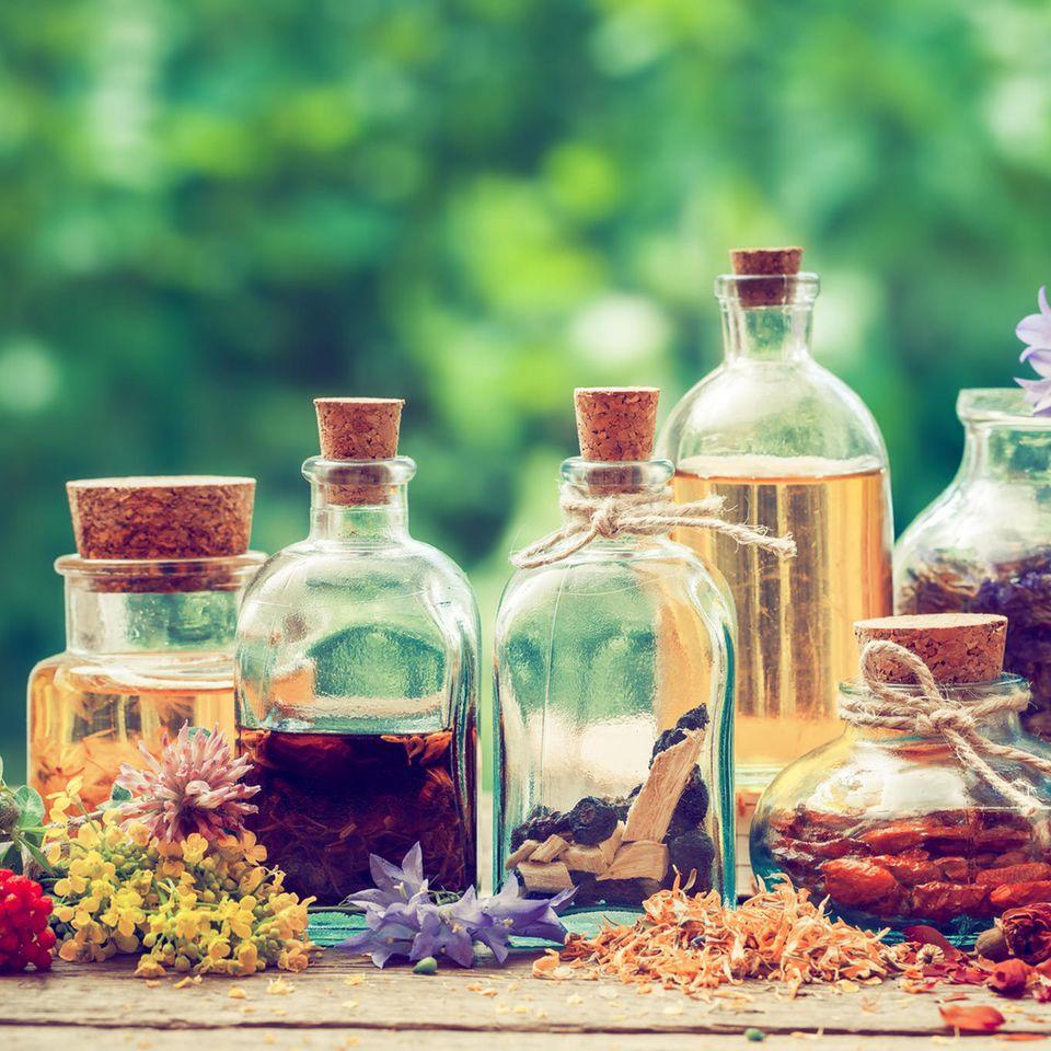 Anthroposophische Medizin: Naturheilmittel