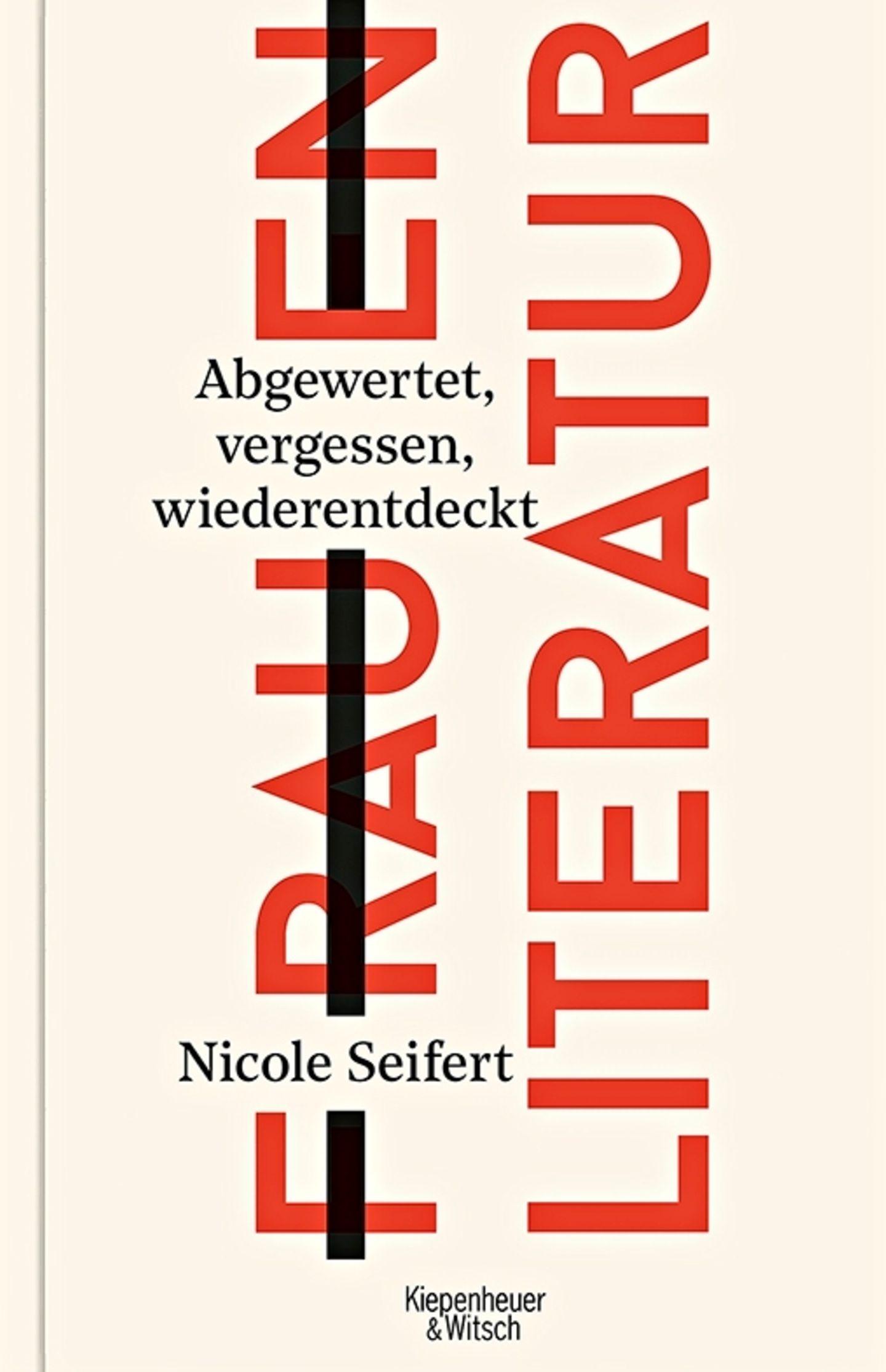 """Buchtipps der Redaktion: Buchcover """"Frauen Literatur"""""""