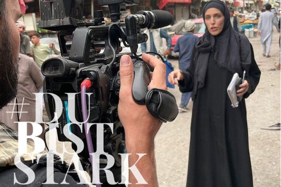 Clarissa Ward: Wer ist die Frau, die die Taliban zu Frauenrechten befragt?