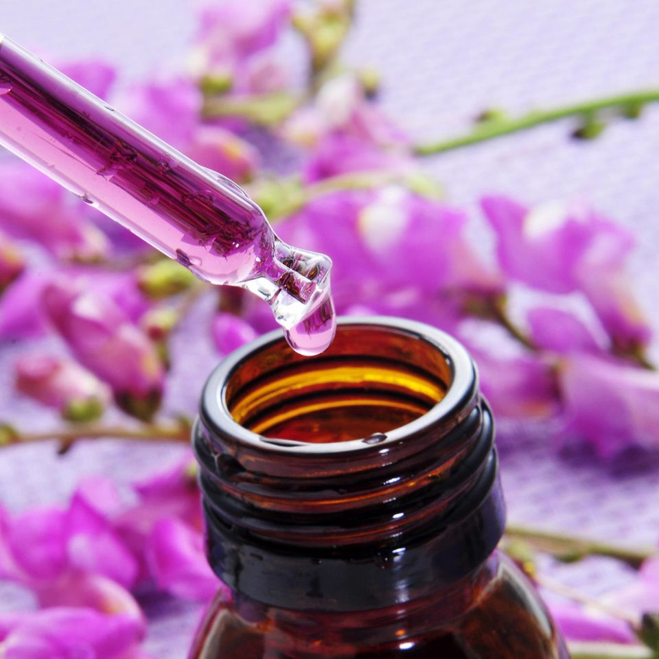 Bachblütentherapie: Lavendelessenz