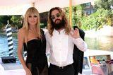 Heidi Klum und Tom Kaulitz besuchen Venedig.