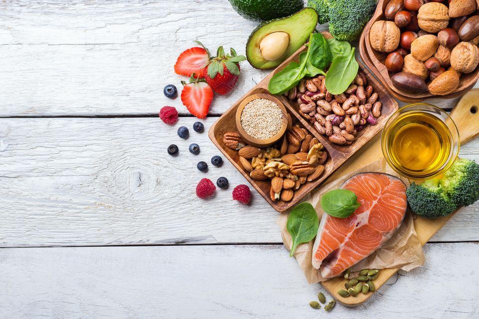 Real Omnivores: Bunte Lebensmittel