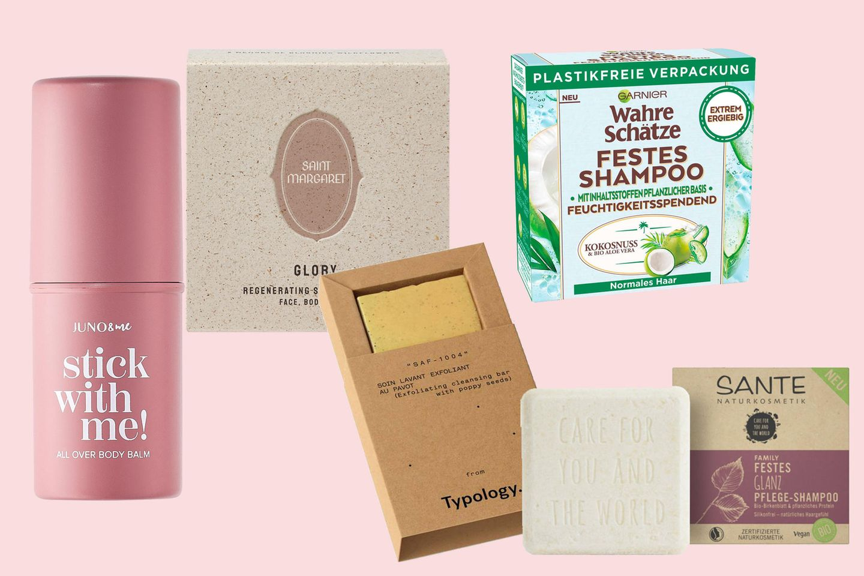 We try before you buy: Feste Kosmetik: 5 Neuheiten im Beauty-Check