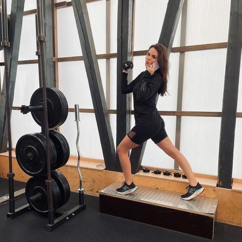 Fitness-Hype: Ruby O. Fee