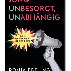 """Hört uns endlich zu!  """"Du hast doch alle Möglichkeiten!"""", """"In deinem Alter hat man noch keine Sorgen"""": Ronja Ebeling ist 25 Jahre alt undbringt in ihrem Buch die Zukunftssorgen ihrer Generation auf den Punkt. """"Jung, besorgt, abhängig""""ist ein scharfsinniges Plädoyer, das nach generationenübergreifenden Lösungen sucht, und in dem die verzweifelte Bitte steckt, den jungen Menschen endlich zuzuhören, statt ihnen ihre Sorgen abzusprechen. Ein Buch, das den Zeitgeist trifft. (240 S., 16 Euro, EDEN BOOKS)"""