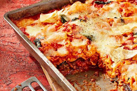 Low Carb Tomaten-Lasagne