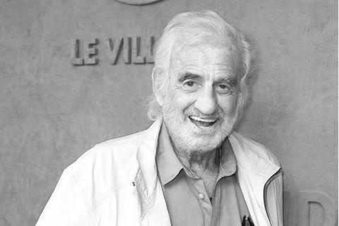 Verstorbene Promis 2021: Jean-Paul Belmondo