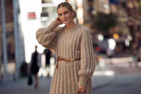 Strickkleider: Die schönsten Modelle für den Herbst