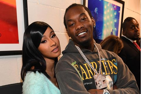 Promi-Babys: Cardi.B und Rapper Offset