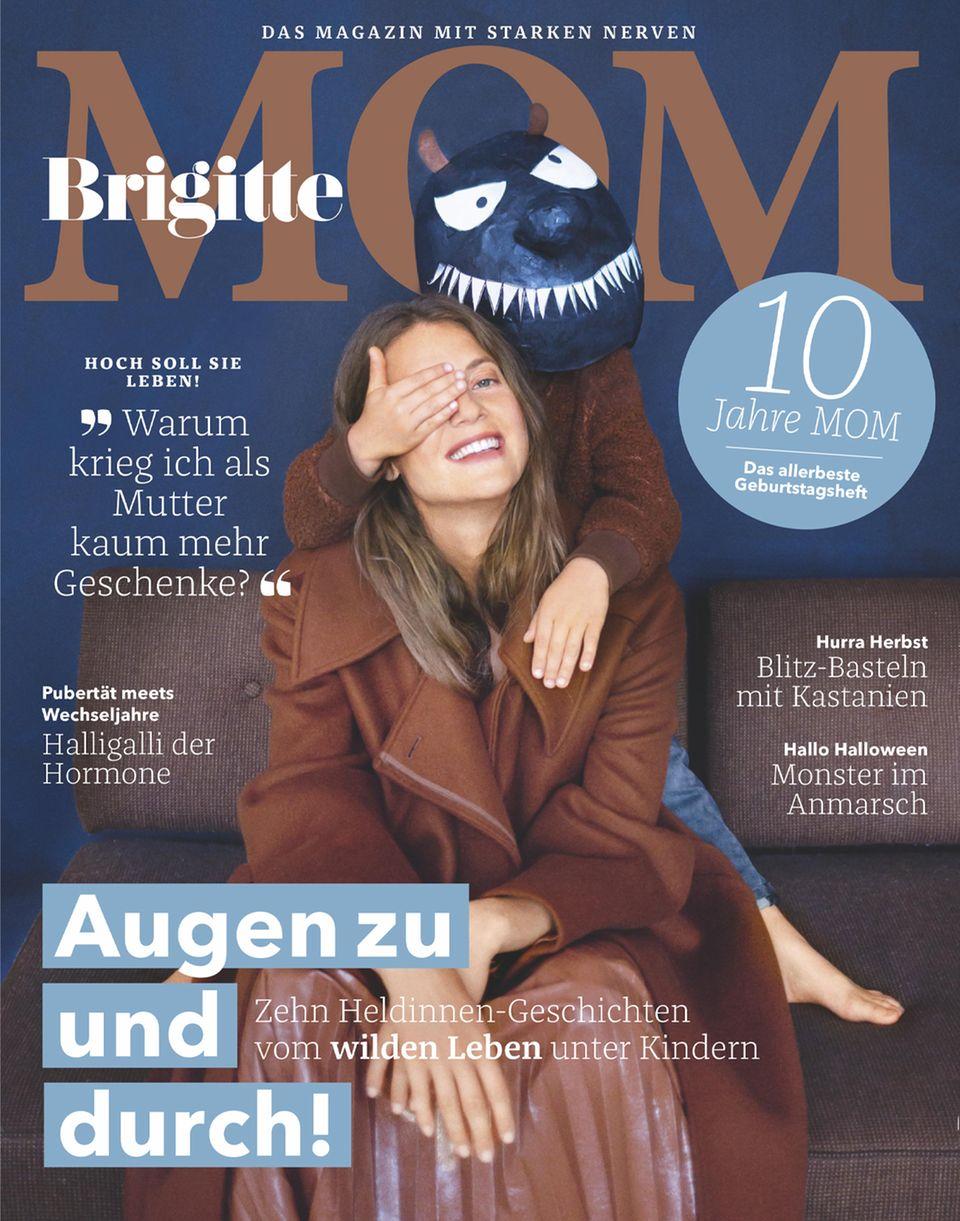 BRIGITTE MOM 03 Cover