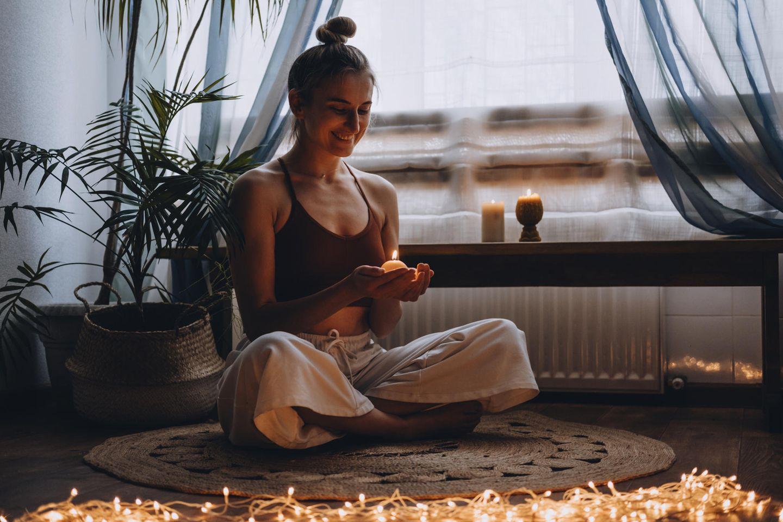 Psychologie: Ritual zur Selbstliebe
