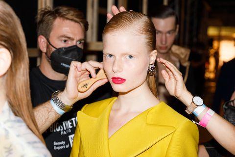 Fashion Week Berlin: Die schönsten Beauty-Looks vom Runway