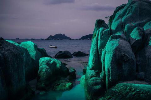 Eine Bucht auf Koh Thao