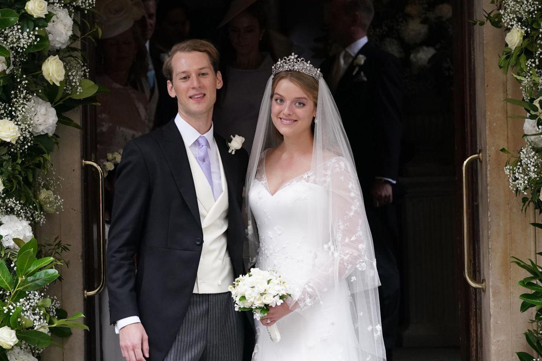 Timothy Vesterberg und Flora Alexandra Ogilvy.
