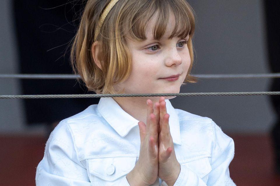 Prinzessin Gabriella von Monaco
