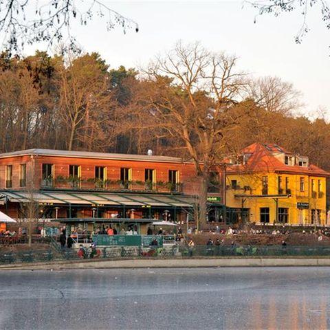 Berlin: Restaurant am Schlachtensee