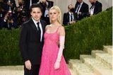 Brooklyn Beckham und Nicola Peltz besuchen die Met Gala