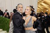 Taika Waititi und Rita Ora zeigen sich gemeinsam bei der Met Gala