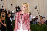 Kristen Stewart besucht die Met Gala