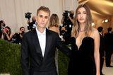 Justin und Hailey Bieber besuchen die Met Gala in New York