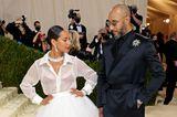 Alicia Keys und Swizz Beatz zeigen sich bei der Met Gala