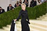 Sharon Stone besucht die Met Gala in New York