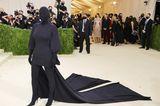 Kim Kardashian zeigt sich bei der Met Gala in New York