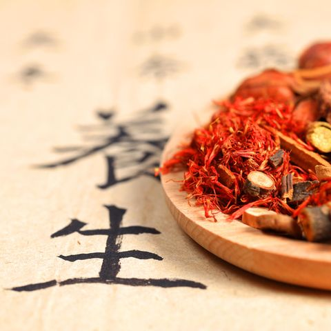 Traditionelle Chinesische Medizin: Chinesische Heilkräuter