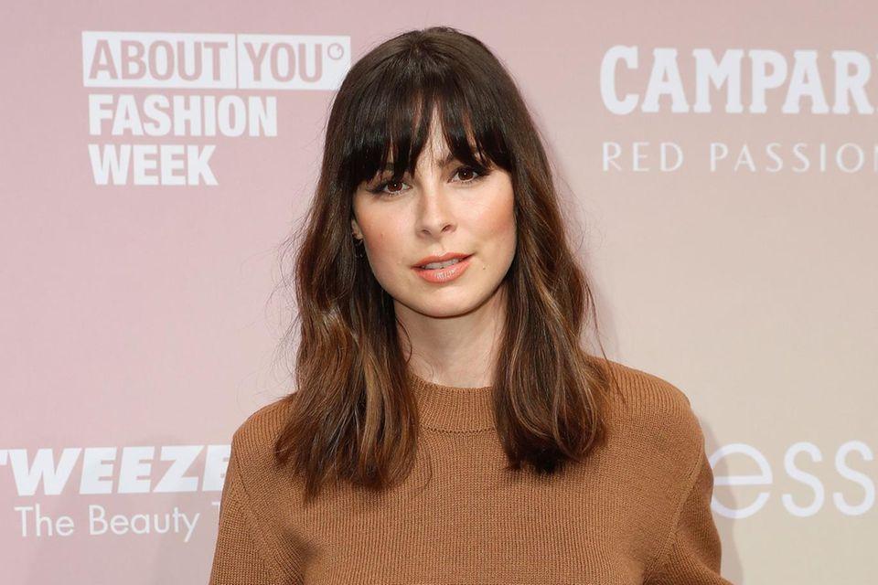 Lena Meyer-Landrut auf der About You Fashion Week