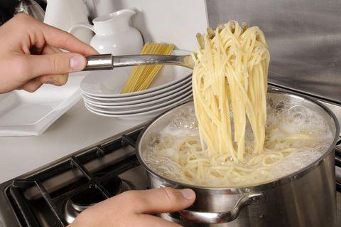 Rückruf: Spaghetti