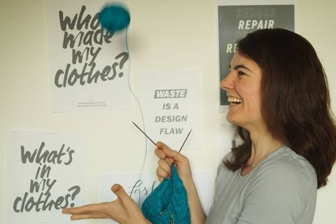 Marie Jelenka Kirchner: Who made my clothes