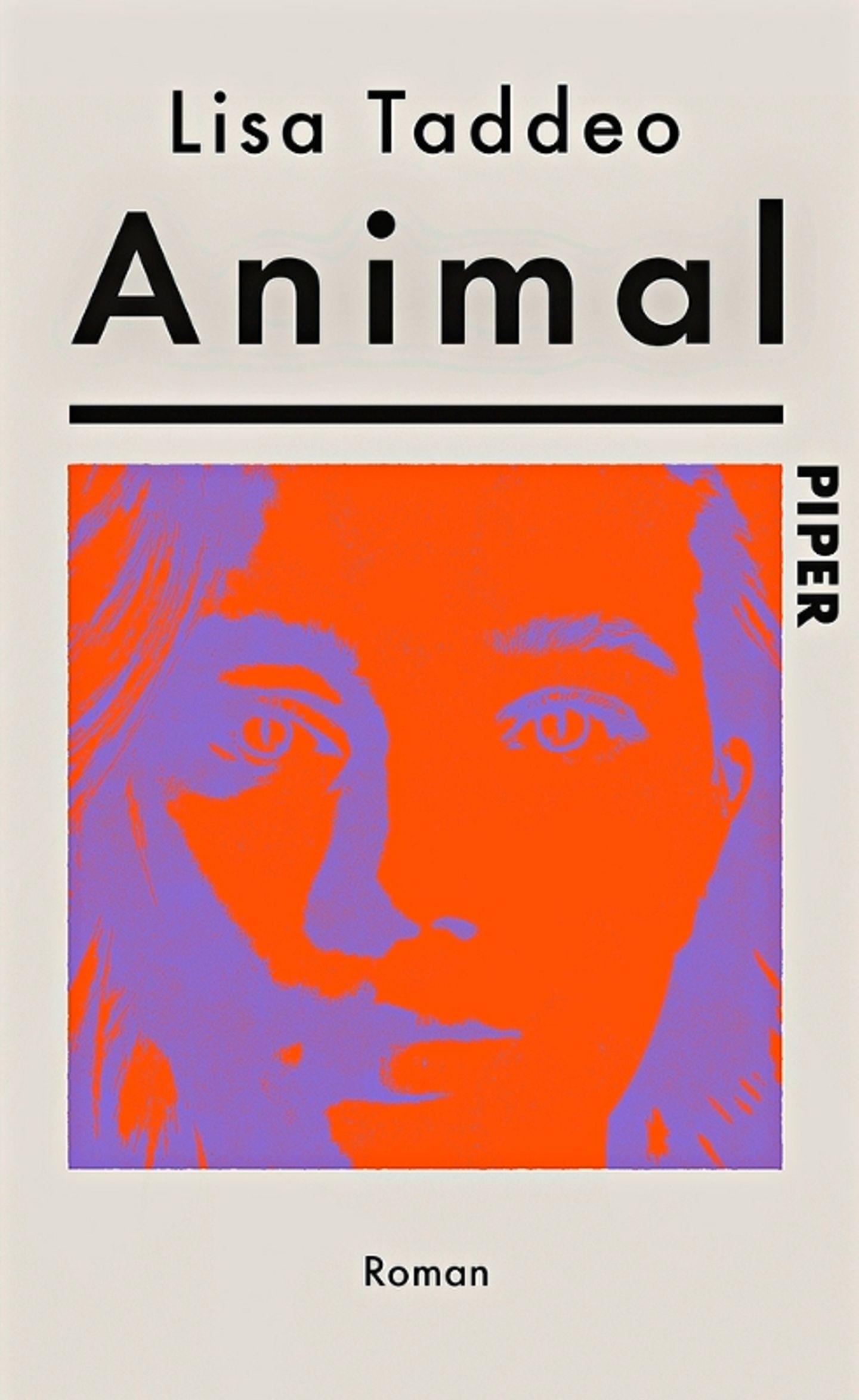 """Buchtipps der Redaktion: Buchcover """"Animal"""""""