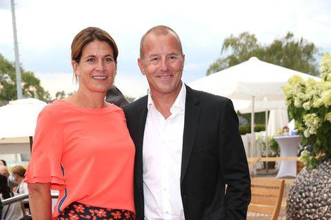 Marie-Jeanette und Heino Ferch sind Eltern eines Sohnes geworden.