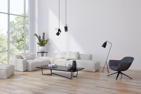 Design-Klassiker: Wohnung im Design-Look