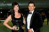 Katy Perry und Orlando Bloom besuchen die Eröffnungsgala des Academy Museums of Motion Pictures