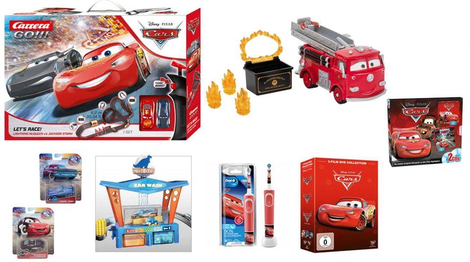 Gewinnspiel: Disney feiert 15 Jahre Cars