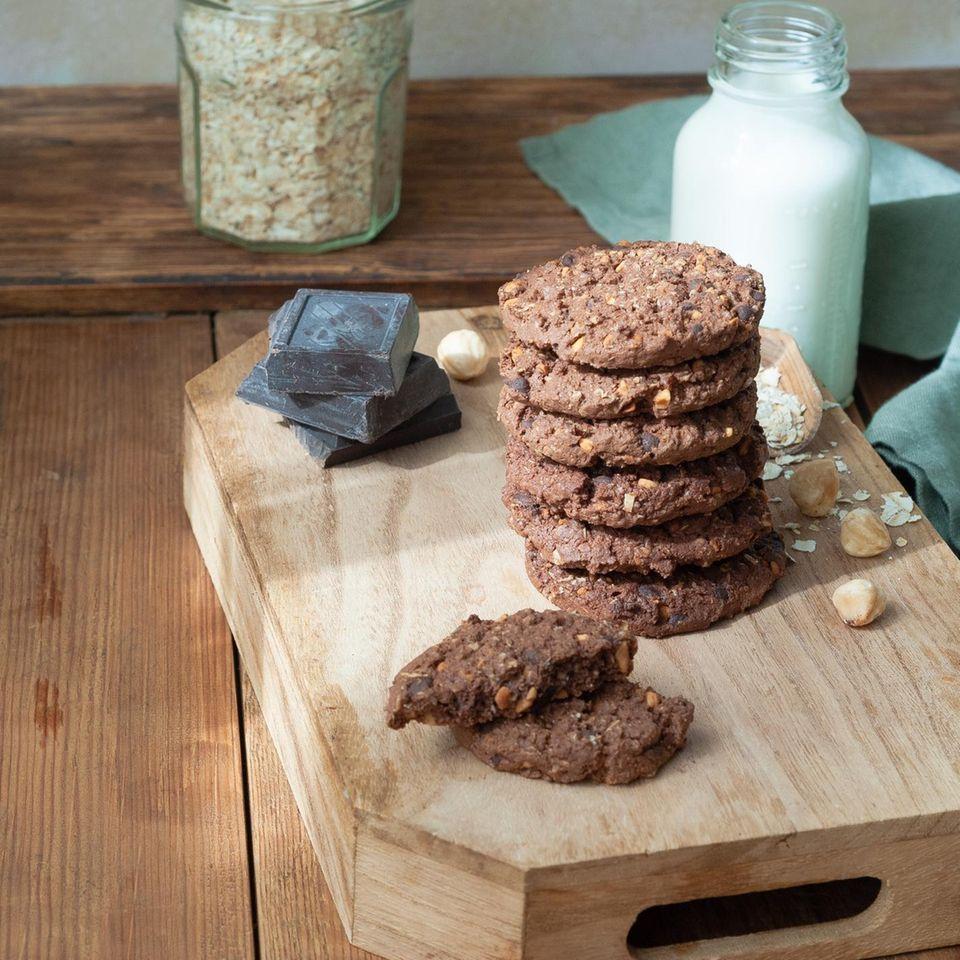 """Diese """"Bio Schoko Cookies"""" sollten nicht mehr gegessen werden."""