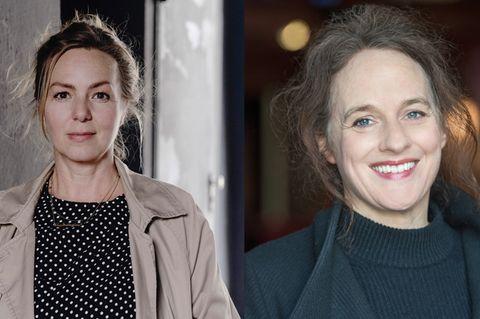 BRIGITTE LIVE mit Nicole Seifert und Simone Buchholz auf der Frankfurter Buchmesse 2021: Nicole Seifert und Simone Buchholz