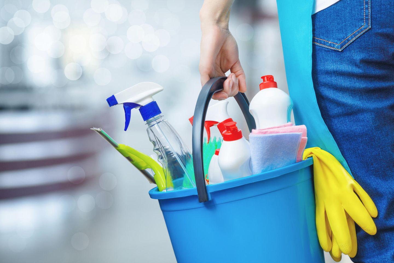 Chemikalien ersetzen: Putzutensilien