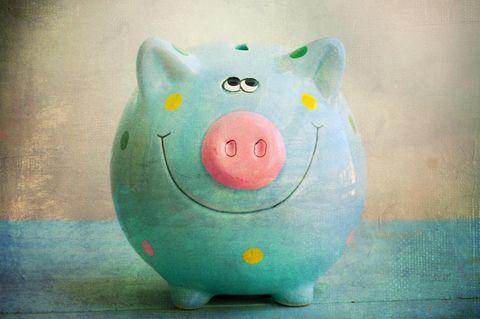 Nachhaltig investieren: Sparschwein