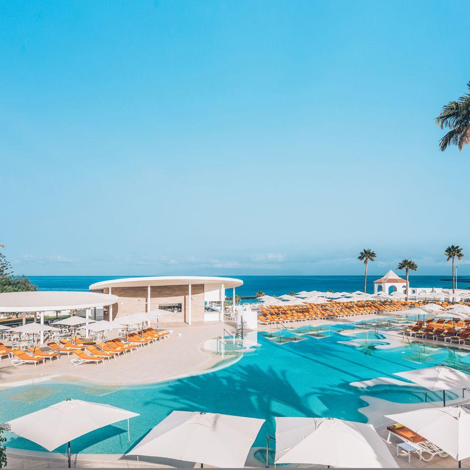 Gewinnspiel: Gewinne 3 Nächte im 5 Sterne-Hotel Iberostar Selection Sábila auf Teneriffa