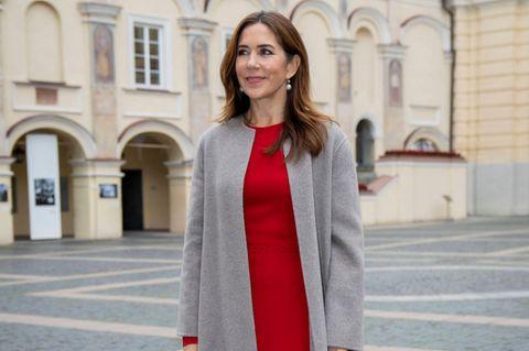 Prinzessin Mary in Litauen
